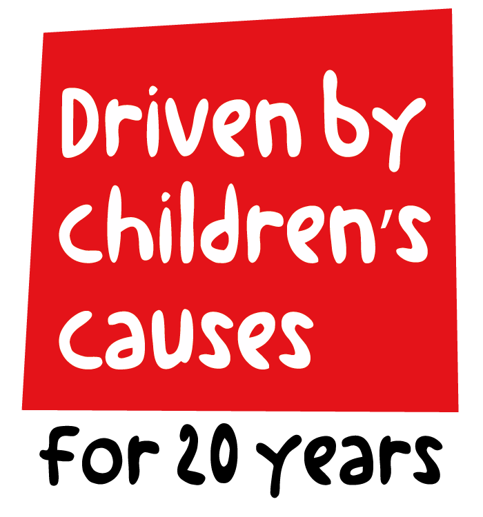 Driven by children's causes for 20 years